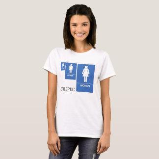 EPILEPTIC FEMALE T-Shirt