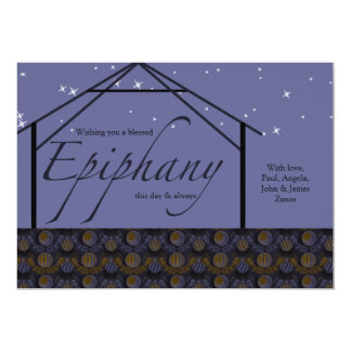 Epiphany Holiday Card