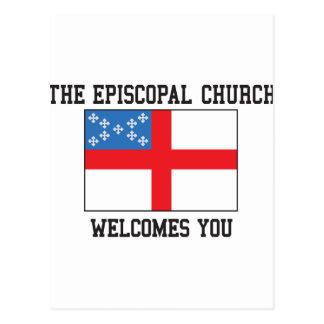 Episcopal Church Postcard