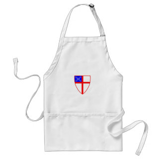 Episcopal Shield Standard Apron