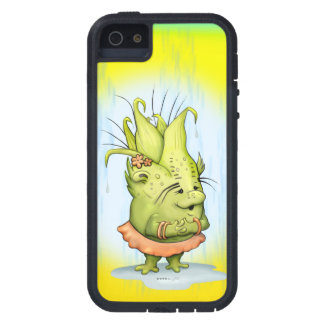 EPIZELE ALIEN CARTOON iPhone SE + iPhone 5/5S T XT iPhone 5 Cover