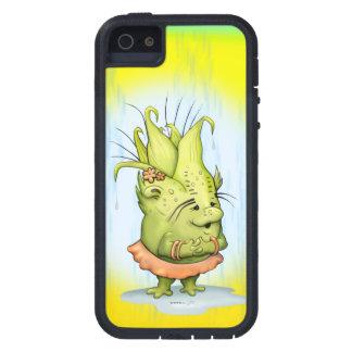 EPIZELE ALIEN CARTOON iPhone SE + iPhone 5/5S T XT Tough Xtreme iPhone 5 Case