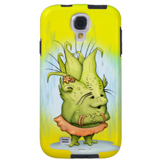 EPIZELE CUTE ALIEN CARTOON Samsung Galaxy  4 TOUGH Galaxy S4 Case