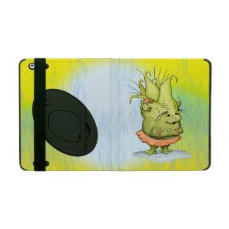 Epizelle ALIEN CARTOON Kickstand iPad Cover