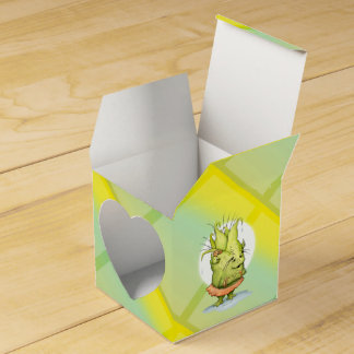 EPIZELLE CARTOON Heart 2x2 Favor Box