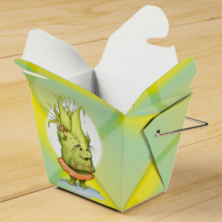 EPIZELLE CARTOON Take Out Favor Box
