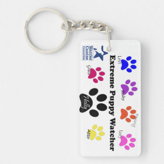 EPW Holly's Half Dozen keychain Acrylic Key Chain