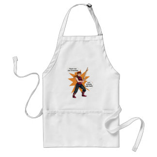 EQTC Chocolate Aprons