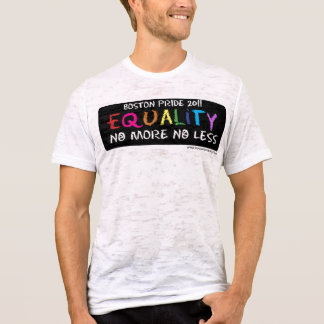 Equality Burnout T-Shirt