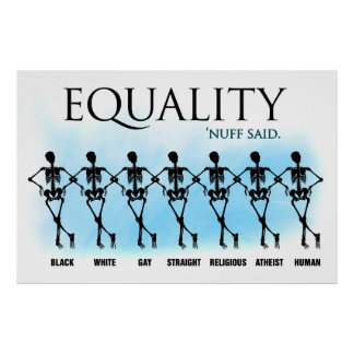 Equality Poster