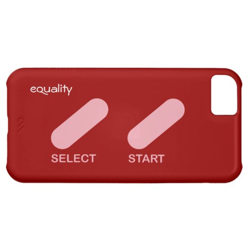 "Equality ""select start"" gay rights case for iPhone 5C"