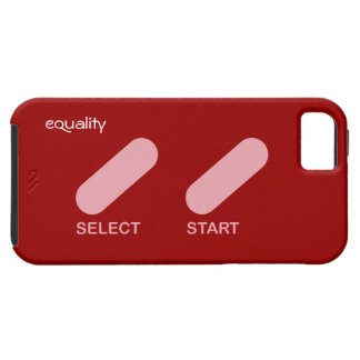"""Equality """"select start"""" gay rights iPhone 5 cases"""