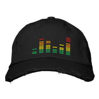 Equalizer Embroidered Baseball Cap