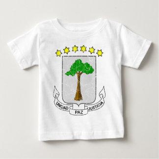 Equatorial Guinea Coat Of Arms Baby T-Shirt