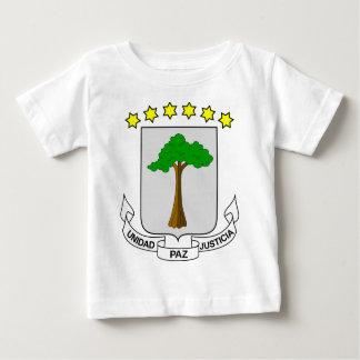 equatorial guinea emblem baby T-Shirt