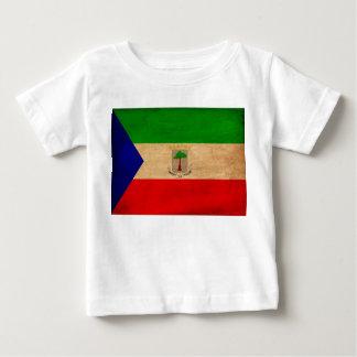 Equatorial Guinea Flag Baby T-Shirt