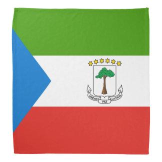 Equatorial Guinea Flag Bandana