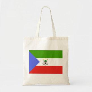 Equatorial Guinea Flag Tote Bag