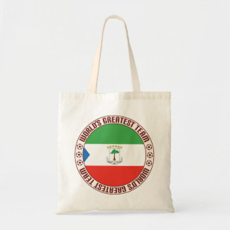 Equatorial Guinea Greatest Team Budget Tote Bag