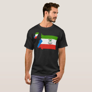 Equatorial Guinea Nation T-Shirt