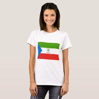 Equatorial Guinea National World Flag T-Shirt