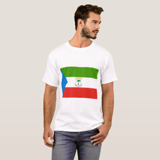 Equatorial Guinea National World Flag T-Shirt