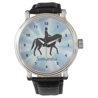 Equestrian Design Watch