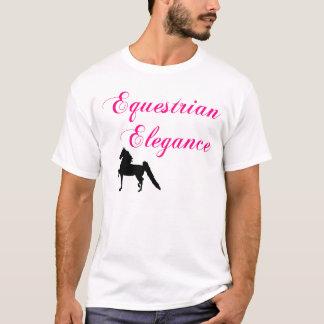 Equestrian Elegance Tee