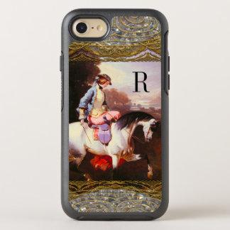 Equestrian Elsa 6/6s Monogram OtterBox Symmetry iPhone 7 Case