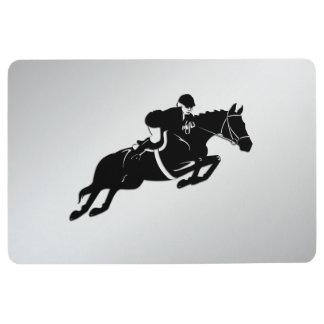 Equestrian Jumper Floor Mat