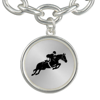 Equestrian Jumper Horse