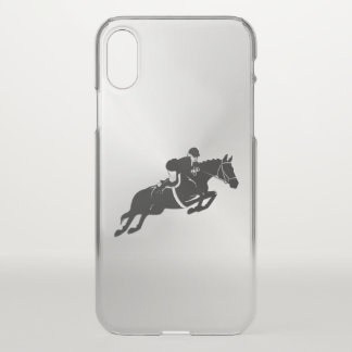 Equestrian Jumper iPhone X Case