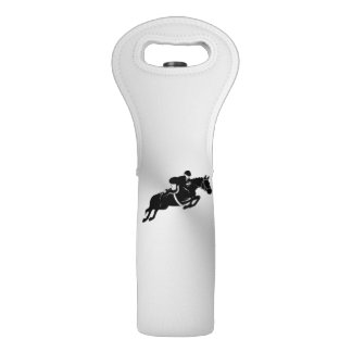 Equestrian Jumper Wine Bag