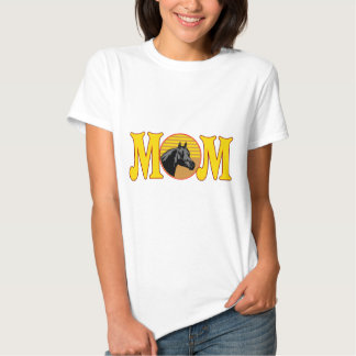 Equestrian Mom Mothers Day Gifts Tee Shirt