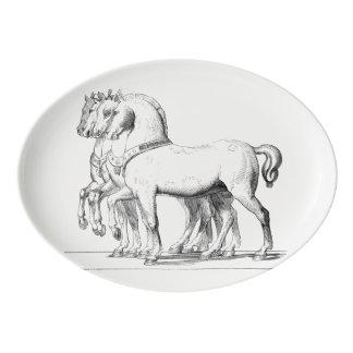 Equestrian Platter