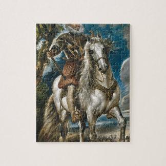 Equestrian Portrait of the Duke of Lerma - Rubens Jigsaw Puzzle