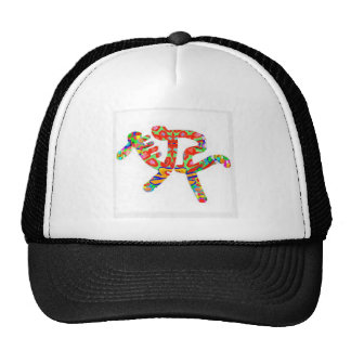 Equestrian : Sports Game Exercise Trucker Hat
