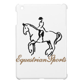 Equestrian Sports iPad Mini Cover