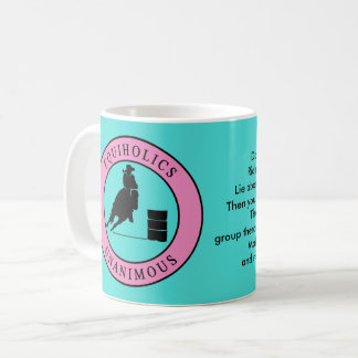Equiholics Unanimous Barrel Racer Coffee Mug