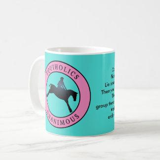 Equiholics Unanimous Cross Country Coffee Mug
