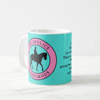 Equiholics Unanimous Trail Rider Coffee Mug