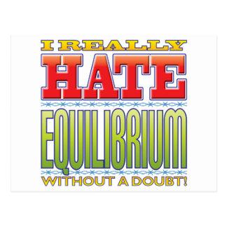 Equilibrium Hate Postcard