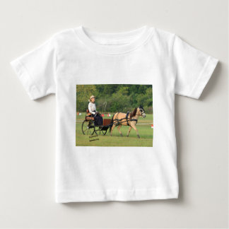Equine Driving to Perfection Baby T-Shirt