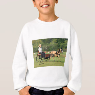 Equine Driving to Perfection Sweatshirt