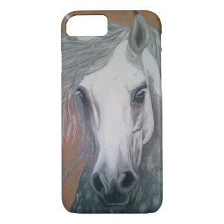 Equine oil painting phonecase. iPhone 8/7 case