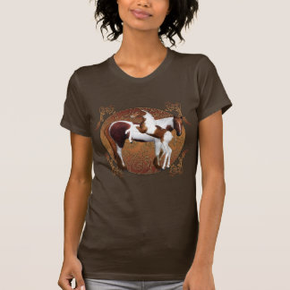 Equine T-Shirt Mare And Foal