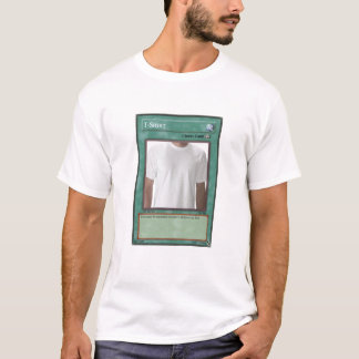 Equip Spell Card T-Shirt