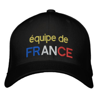 equipe de FRANCE - FLEXFIT Embroidered Hat