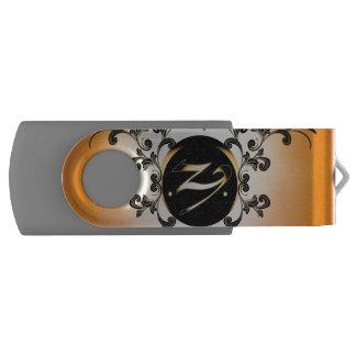 Equiquilibrium, Gives the wearer perfect balance Swivel USB 2.0 Flash Drive