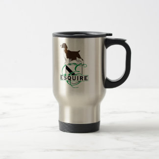 Equire English Springer Spaniels Travel Mug